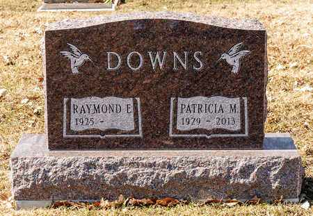 DOWNS, PATRICIA M - Richland County, Ohio | PATRICIA M DOWNS - Ohio Gravestone Photos