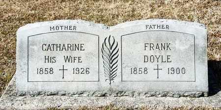 DOYLE, CATHARINE - Richland County, Ohio   CATHARINE DOYLE - Ohio Gravestone Photos
