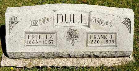 DULL, FRANK J - Richland County, Ohio | FRANK J DULL - Ohio Gravestone Photos