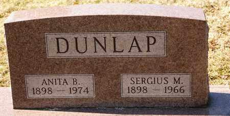 DUNLAP, SERGIUS M - Richland County, Ohio | SERGIUS M DUNLAP - Ohio Gravestone Photos