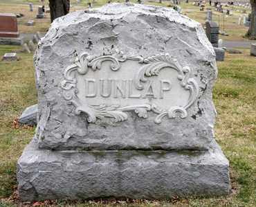 DUNLAP, MARY R - Richland County, Ohio | MARY R DUNLAP - Ohio Gravestone Photos