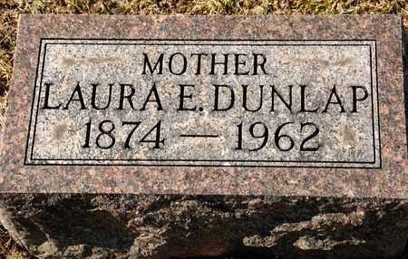 DUNLAP, LAURA E - Richland County, Ohio | LAURA E DUNLAP - Ohio Gravestone Photos