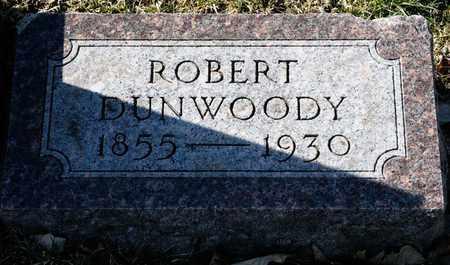 DUNWOODY, ROBERT - Richland County, Ohio | ROBERT DUNWOODY - Ohio Gravestone Photos
