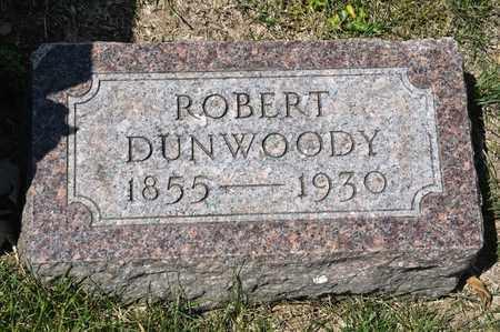 DUNWOODY, ROBERT - Richland County, Ohio | ROBERT DUNWOODY - Ohio Gravestone Photos