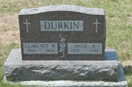 DURKIN, CLARENCE W - Richland County, Ohio | CLARENCE W DURKIN - Ohio Gravestone Photos