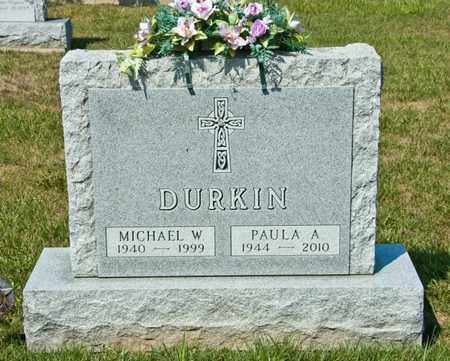 DURKIN, MICHAEL W - Richland County, Ohio | MICHAEL W DURKIN - Ohio Gravestone Photos