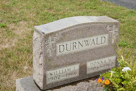 DURNWALD, WILLIAM T - Richland County, Ohio | WILLIAM T DURNWALD - Ohio Gravestone Photos