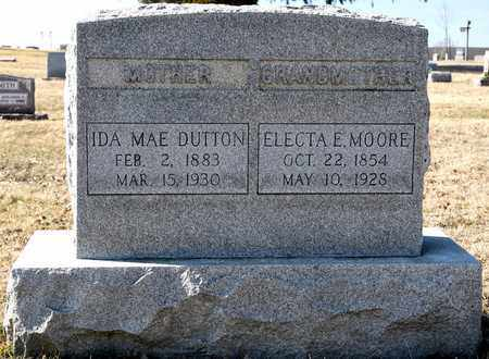 DUTTON, IDA MAE - Richland County, Ohio | IDA MAE DUTTON - Ohio Gravestone Photos