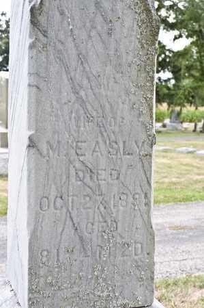 BINDER EASLY, FRANCISCA - Richland County, Ohio | FRANCISCA BINDER EASLY - Ohio Gravestone Photos