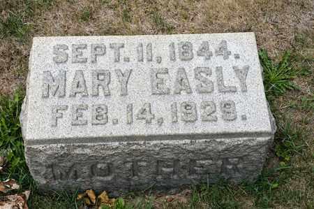 EASLY, MARY - Richland County, Ohio   MARY EASLY - Ohio Gravestone Photos