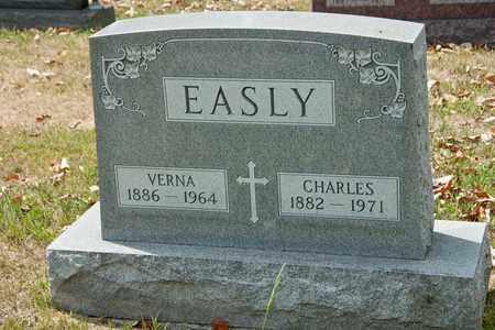 EASLY, CHARLES - Richland County, Ohio | CHARLES EASLY - Ohio Gravestone Photos