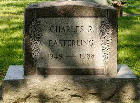 EASTERLING, CHARLES R - Richland County, Ohio | CHARLES R EASTERLING - Ohio Gravestone Photos
