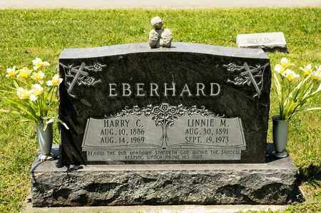 EBERHARD, HARRY C - Richland County, Ohio | HARRY C EBERHARD - Ohio Gravestone Photos
