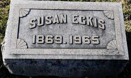 ECKIS, SUSAN - Richland County, Ohio | SUSAN ECKIS - Ohio Gravestone Photos