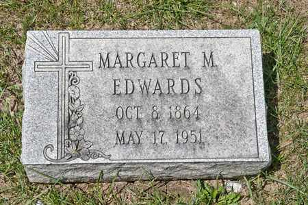 EDWARDS, MARGARET M - Richland County, Ohio | MARGARET M EDWARDS - Ohio Gravestone Photos