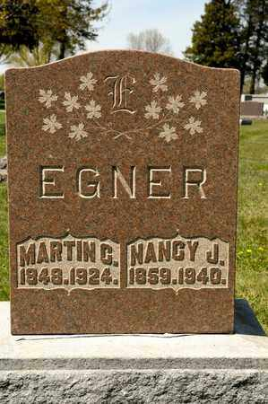 EGNER, MARTIN C - Richland County, Ohio | MARTIN C EGNER - Ohio Gravestone Photos