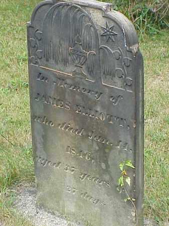 ELLIOTT, JAMES - Richland County, Ohio | JAMES ELLIOTT - Ohio Gravestone Photos