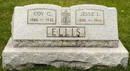 ELLIS, JESSIE L - Richland County, Ohio | JESSIE L ELLIS - Ohio Gravestone Photos