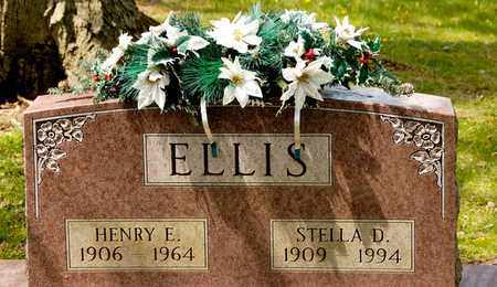 ELLIS, HENRY E - Richland County, Ohio | HENRY E ELLIS - Ohio Gravestone Photos
