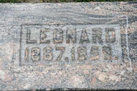 ELSTON, LEONARD - Richland County, Ohio | LEONARD ELSTON - Ohio Gravestone Photos
