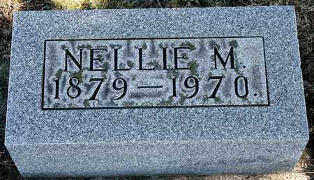 ENDSLOW, NELLIE M - Richland County, Ohio | NELLIE M ENDSLOW - Ohio Gravestone Photos