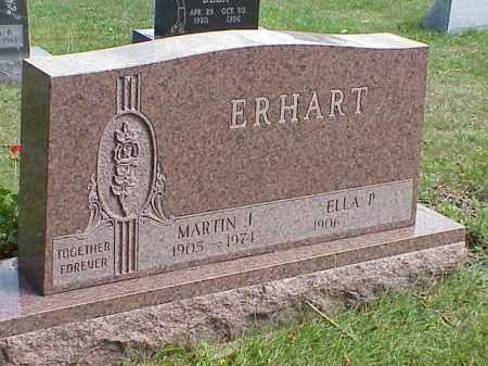 BEER ERHART, ELLA P. - Richland County, Ohio | ELLA P. BEER ERHART - Ohio Gravestone Photos