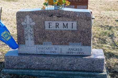 ERMI, ANGELO - Richland County, Ohio | ANGELO ERMI - Ohio Gravestone Photos