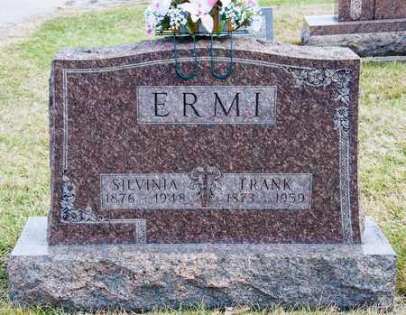 ERMI, FRANK - Richland County, Ohio | FRANK ERMI - Ohio Gravestone Photos