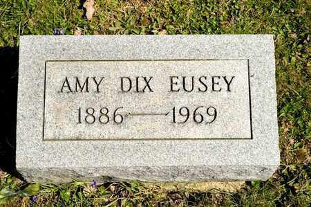 EUSEY, AMY - Richland County, Ohio | AMY EUSEY - Ohio Gravestone Photos