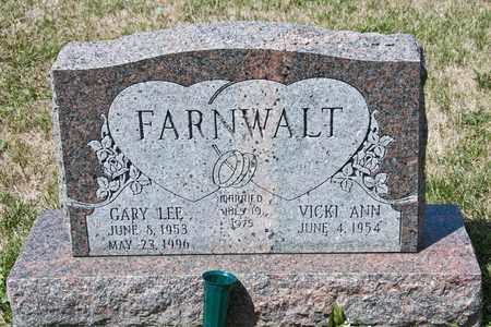 FARNWALT, GARY LEE - Richland County, Ohio | GARY LEE FARNWALT - Ohio Gravestone Photos