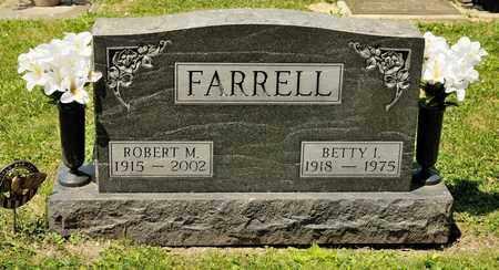 FARRELL, BETTY I - Richland County, Ohio | BETTY I FARRELL - Ohio Gravestone Photos