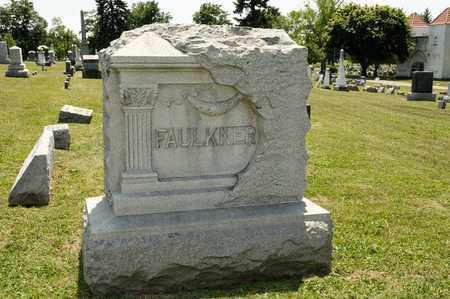 BLACKMAN FAULKNER, MARY E - Richland County, Ohio | MARY E BLACKMAN FAULKNER - Ohio Gravestone Photos