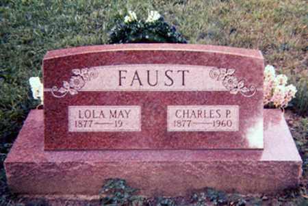 FAUST, CHARLES - Richland County, Ohio | CHARLES FAUST - Ohio Gravestone Photos