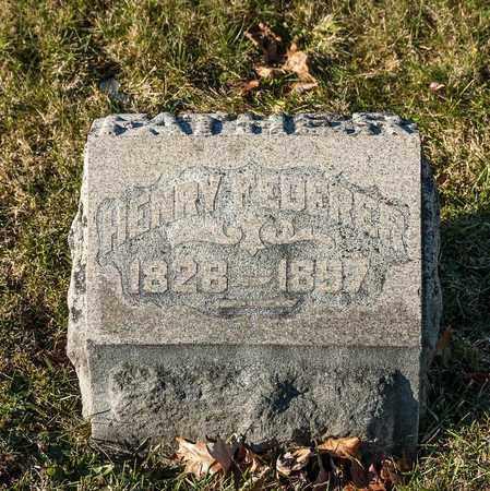 FEDERER, HENRY F - Richland County, Ohio | HENRY F FEDERER - Ohio Gravestone Photos