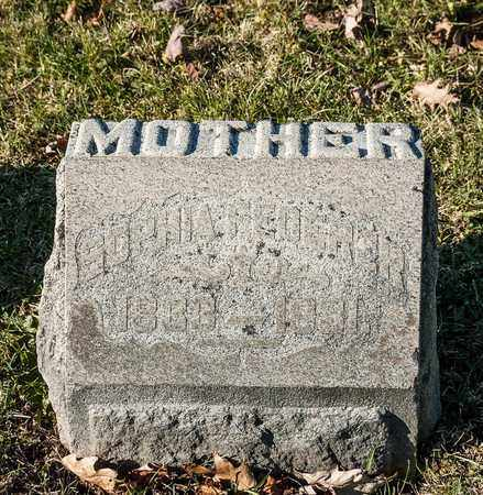 FEDERER, SOPHIA - Richland County, Ohio | SOPHIA FEDERER - Ohio Gravestone Photos