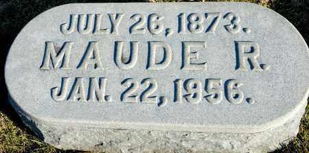 FEIGHNER, MAUDE R. - Richland County, Ohio   MAUDE R. FEIGHNER - Ohio Gravestone Photos