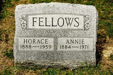FELLOWS, HORACE - Richland County, Ohio | HORACE FELLOWS - Ohio Gravestone Photos