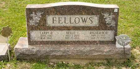 FELLOWS, BETTIE L - Richland County, Ohio | BETTIE L FELLOWS - Ohio Gravestone Photos