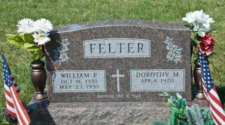FELTER, WILLIAM R - Richland County, Ohio | WILLIAM R FELTER - Ohio Gravestone Photos