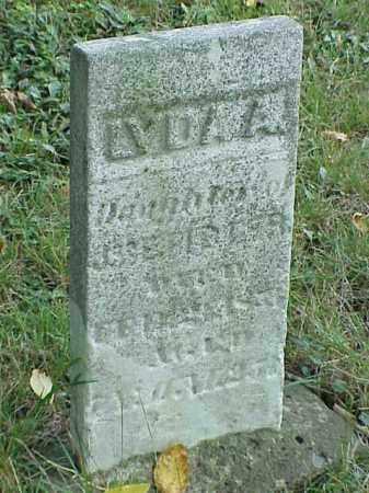 FIDLER, LYDIA A. - Richland County, Ohio   LYDIA A. FIDLER - Ohio Gravestone Photos