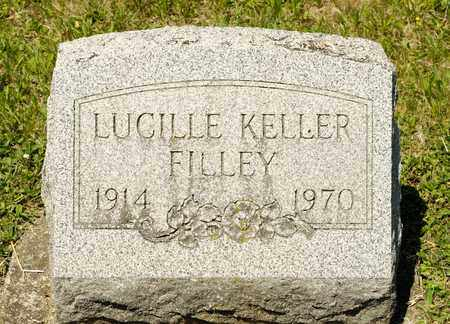 FILLEY, LUCILLE - Richland County, Ohio | LUCILLE FILLEY - Ohio Gravestone Photos