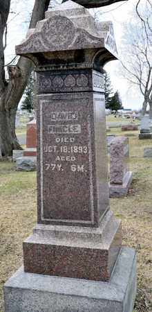 FINICLE, DAVID - Richland County, Ohio | DAVID FINICLE - Ohio Gravestone Photos