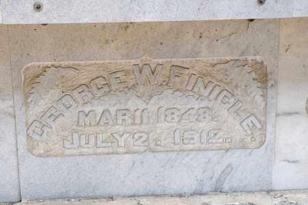 FINICLE, GEORGE W - Richland County, Ohio   GEORGE W FINICLE - Ohio Gravestone Photos