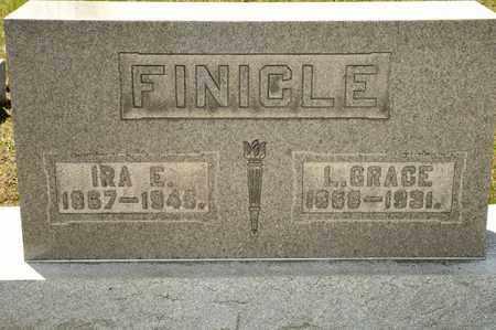 FINICLE, L GRACE - Richland County, Ohio | L GRACE FINICLE - Ohio Gravestone Photos