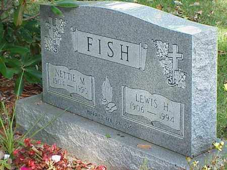 FISH, LEWIS H. - Richland County, Ohio | LEWIS H. FISH - Ohio Gravestone Photos