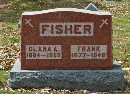 FISHER, FRANK - Richland County, Ohio | FRANK FISHER - Ohio Gravestone Photos