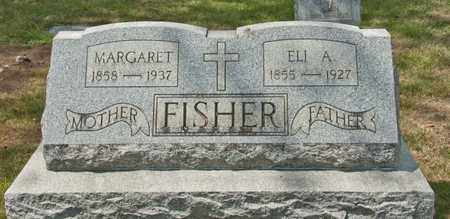 FISHER, ELI A - Richland County, Ohio | ELI A FISHER - Ohio Gravestone Photos