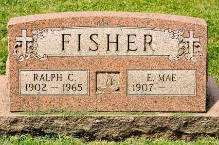 FISHER, RALPH C - Richland County, Ohio | RALPH C FISHER - Ohio Gravestone Photos