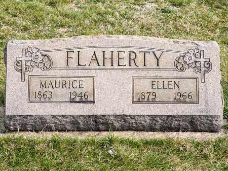 FLAHERTY, ELLEN - Richland County, Ohio | ELLEN FLAHERTY - Ohio Gravestone Photos