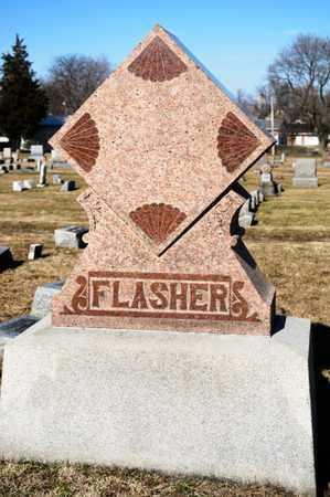 FLASHER, WILLIAM N - Richland County, Ohio | WILLIAM N FLASHER - Ohio Gravestone Photos